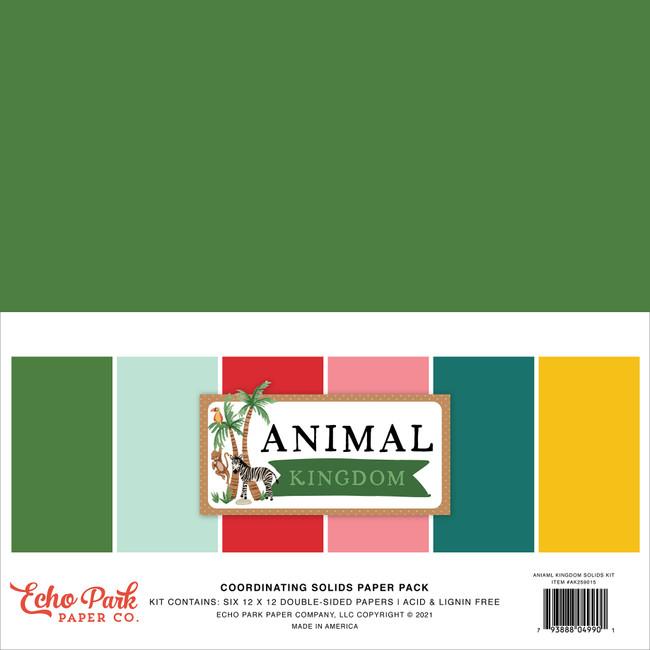 Animal Kingdom Solids Kit