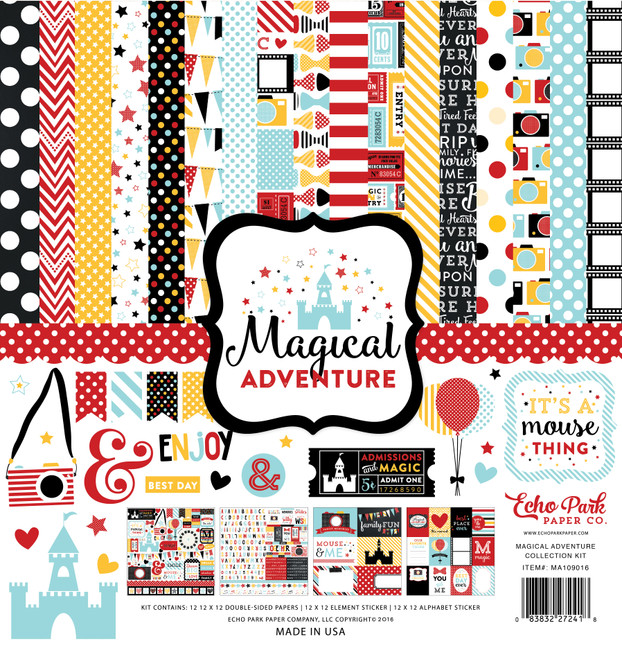 Magical Adventure: Collection Kit