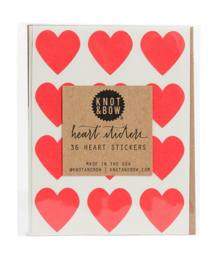 Knot & Bow: Red Heart
