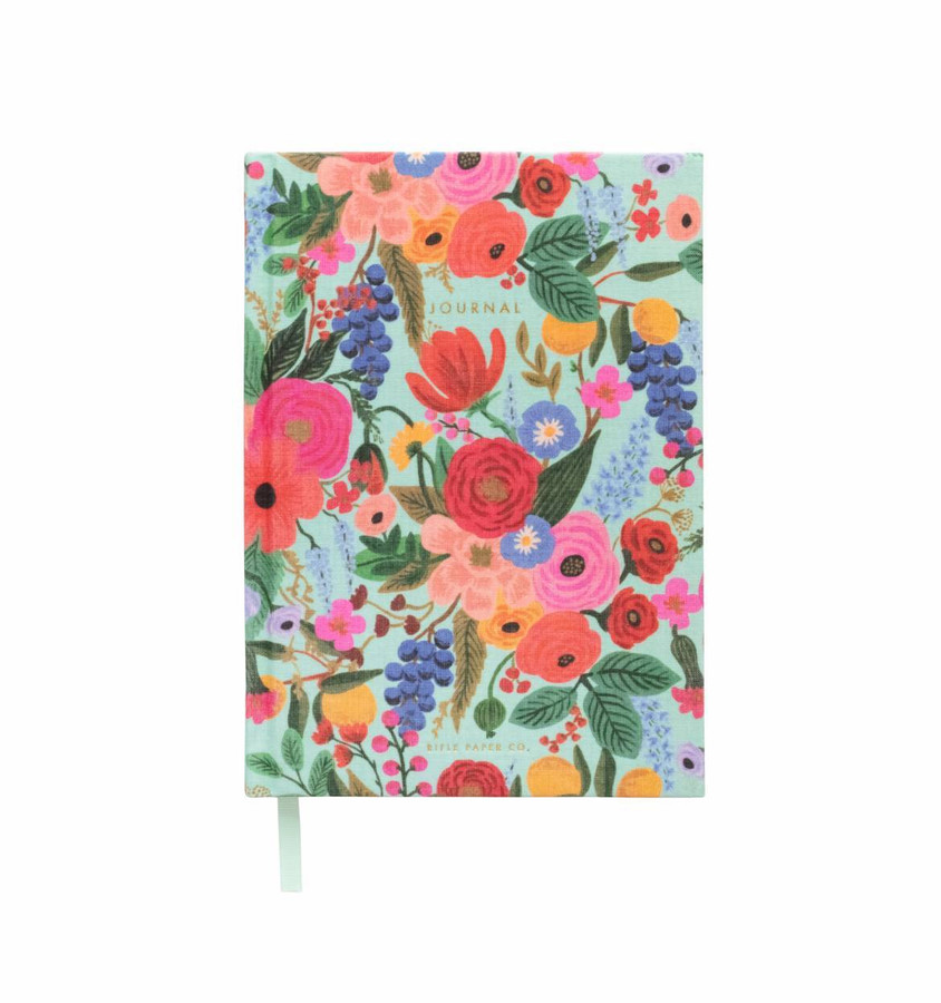 Rifle Paper Co: Garden Party Fabric Journal