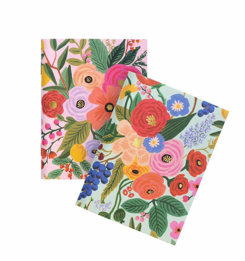 Rifle Paper Co: Garden Party Pocket Notebooks