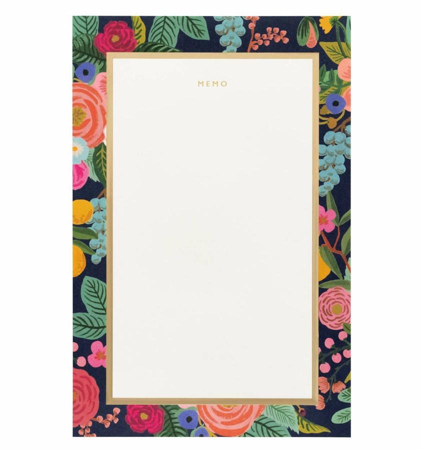 Rifle Paper Co: Garden Party Memo Notepad