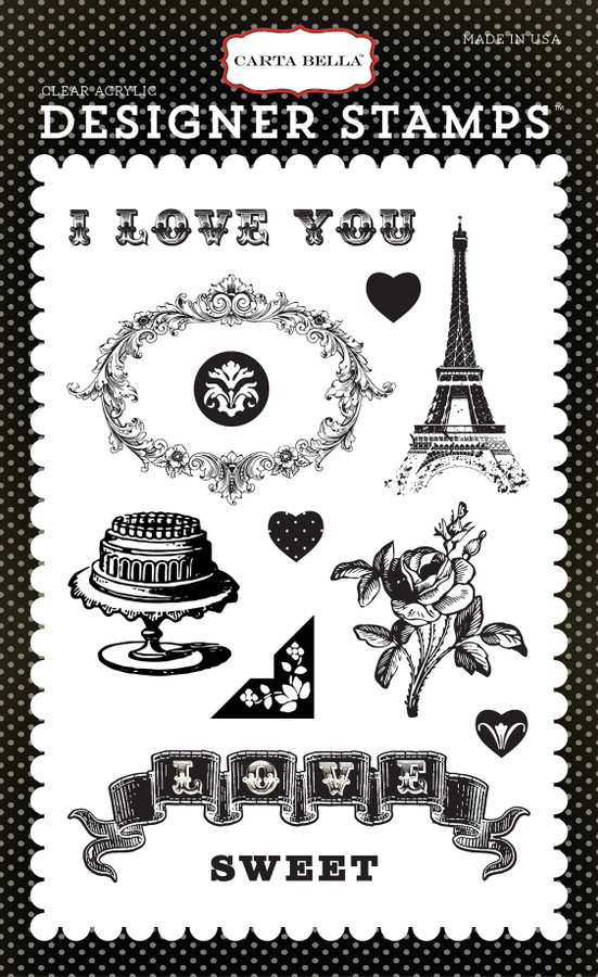 Stamps: Amour Stamp