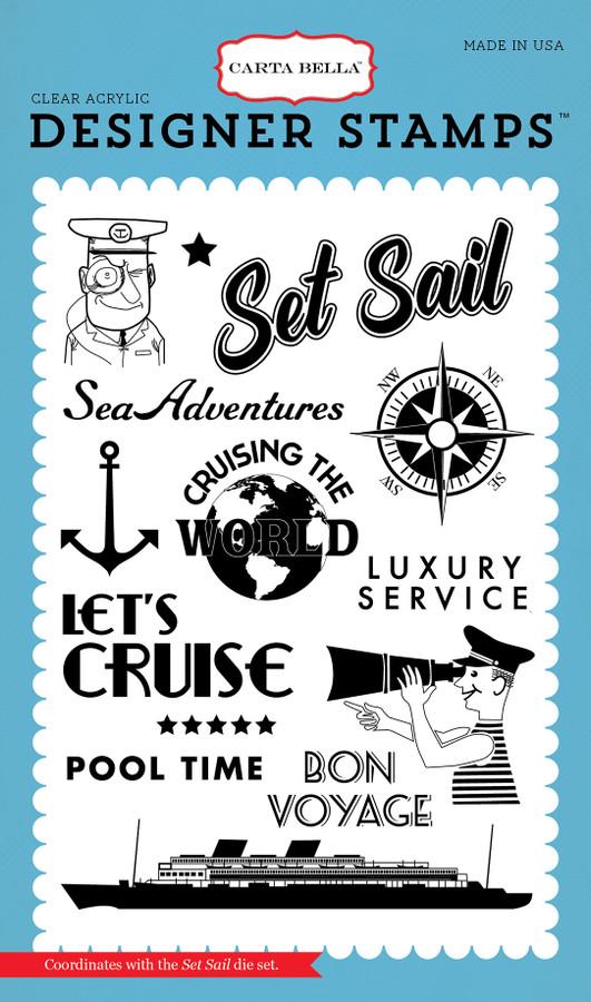 Stamps: Set Sail Stamp