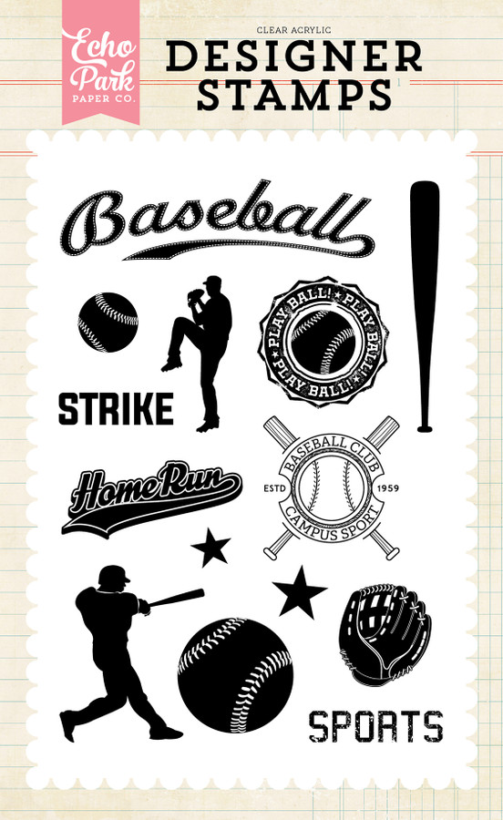 Stamps: Homerun Stamp