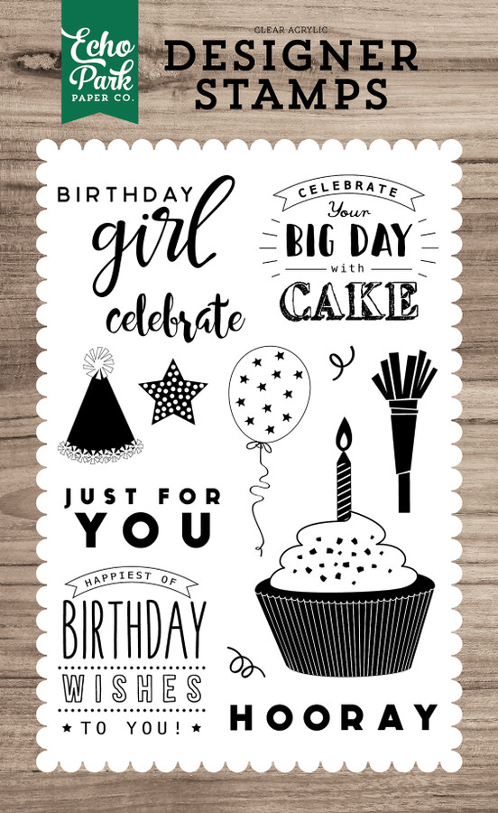 Stamps: Birthday Wishes Stamp