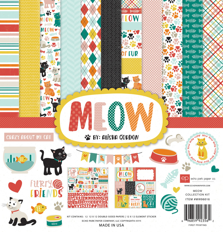 Meow: Collection Kit