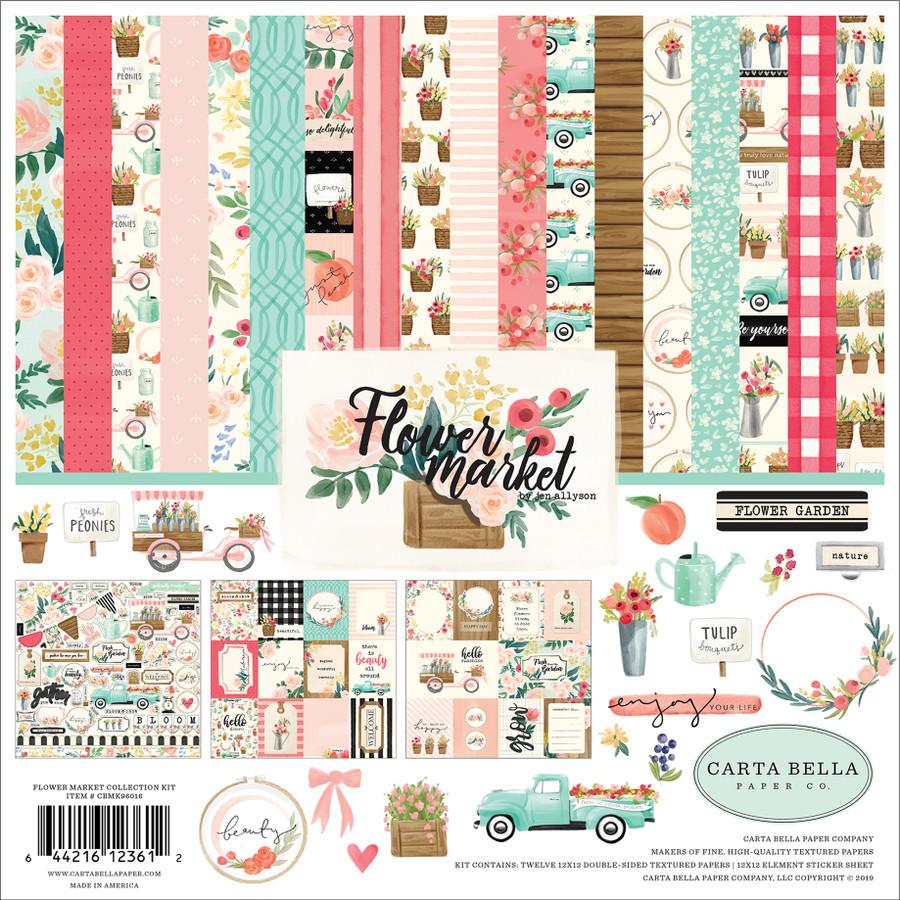 Flower Market: Collection Kit