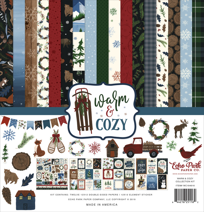 Warm & Cozy: Collection Kit