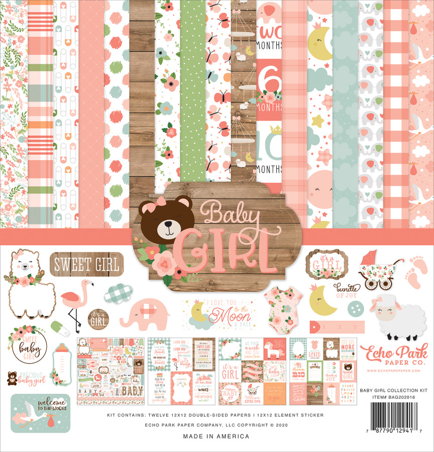 Baby Girl: Collection Kit