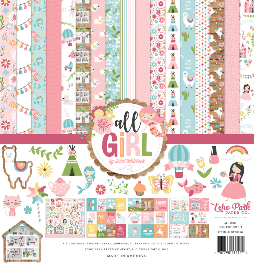 All Girl: Collection Kit