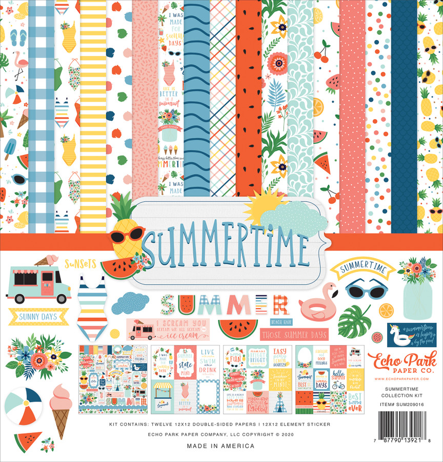 Summertime: Collection Kit