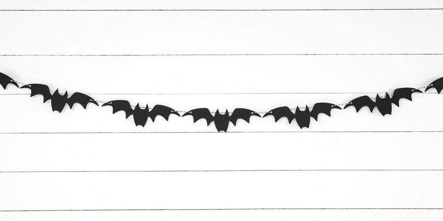 Bats Garland (4 ft)