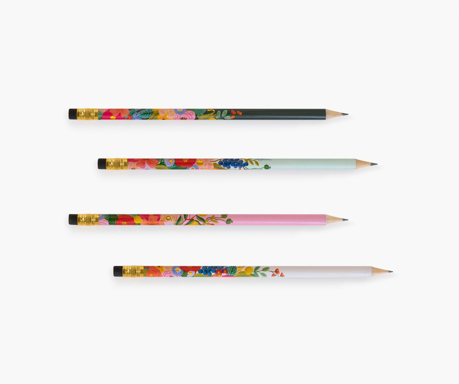 Rifle Paper Co: Garden Party Pencil Set