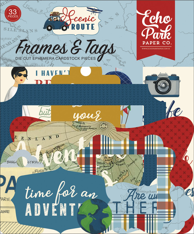Scenic Route: Frames & Tags