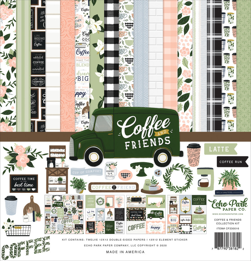 Coffee & Friends: Coffee & Friends Collection Kit
