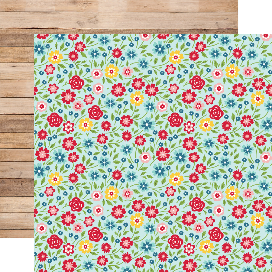 A Slice of Summer: Hello Summer Floral