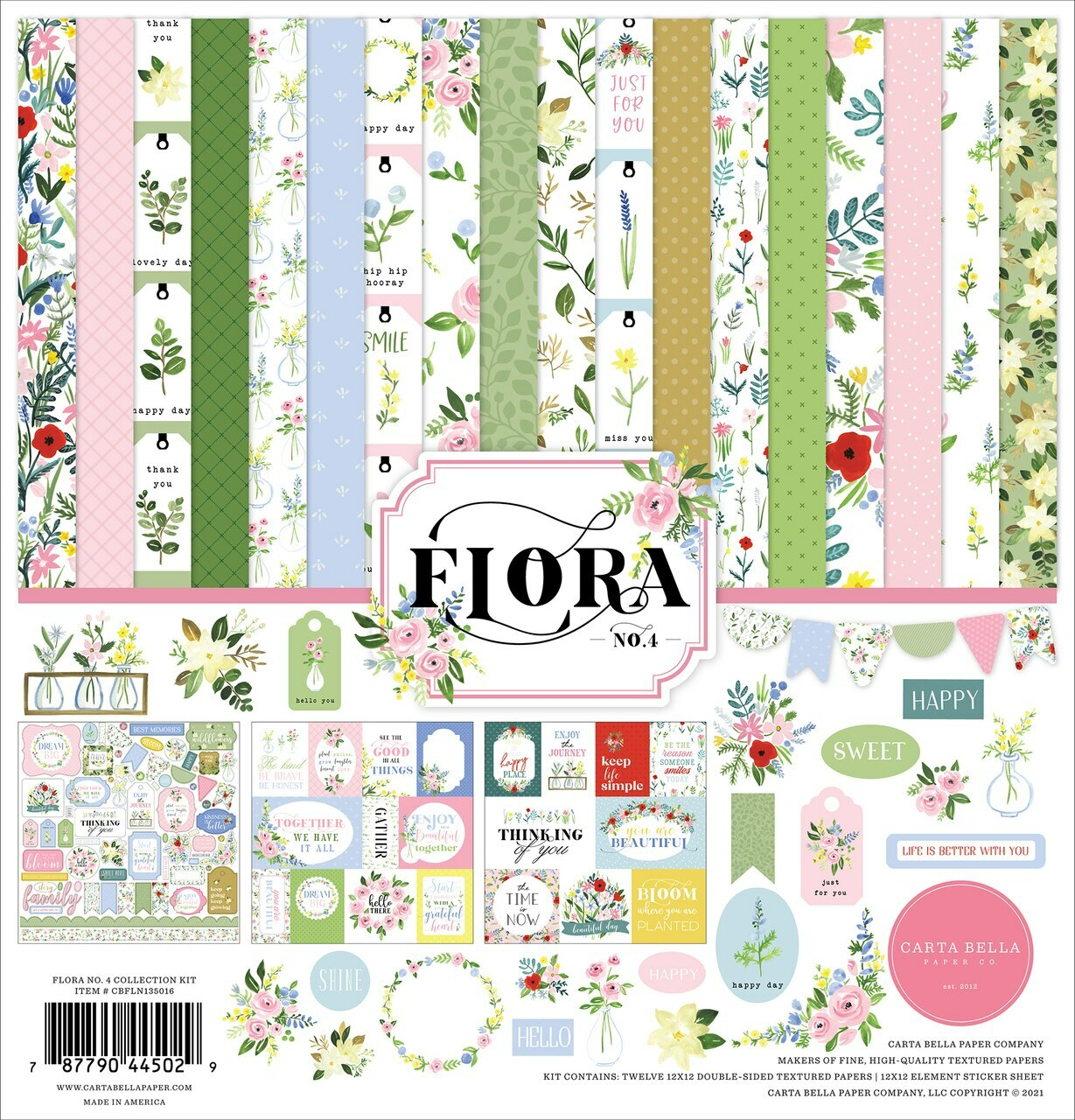 Flora no. 4