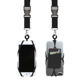 Phone Lanyard w/ Pocket & Detachable Strap