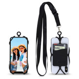 Crossbody Phone Lanyard w/Pocket