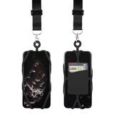 Phone Lanyard w/ Pocket & Adjustable Strap