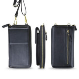 Crossbody Zippered Phone Bag & Wallet