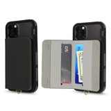 Crossbody Stick-On Wallet w/RFID Protection