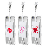 New Valentine's Day Smartphone Lanyards