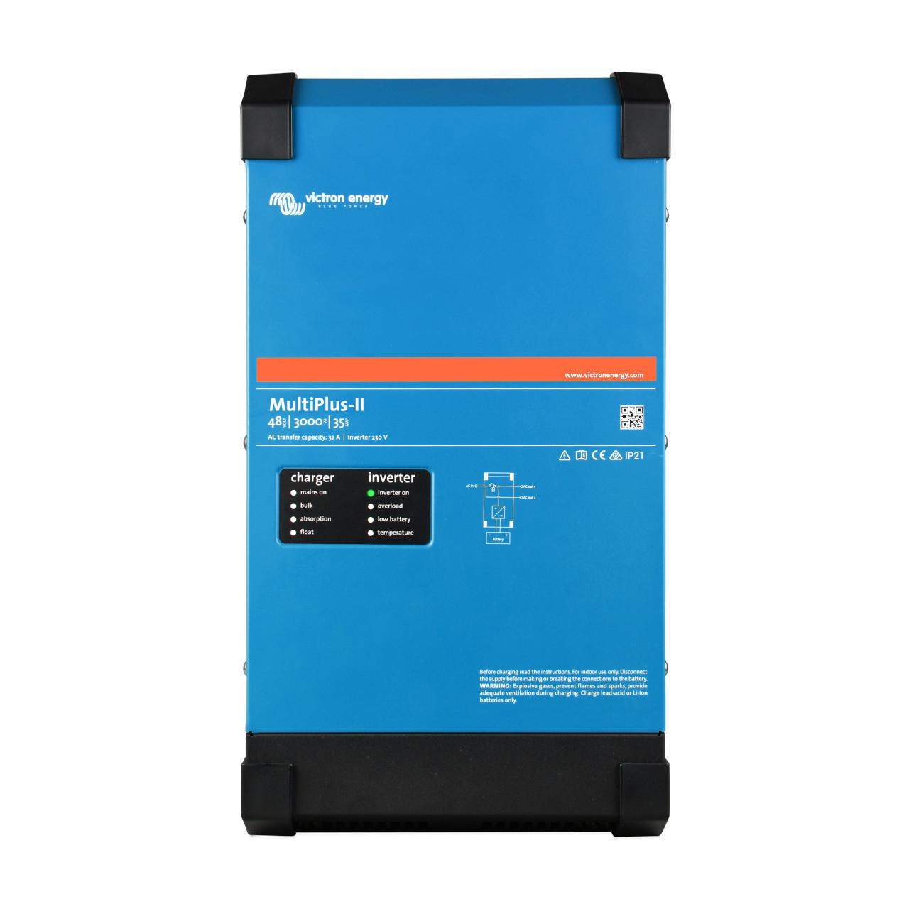 Victron Energy - MultiPlus-II 48/3000/35-50 - Front