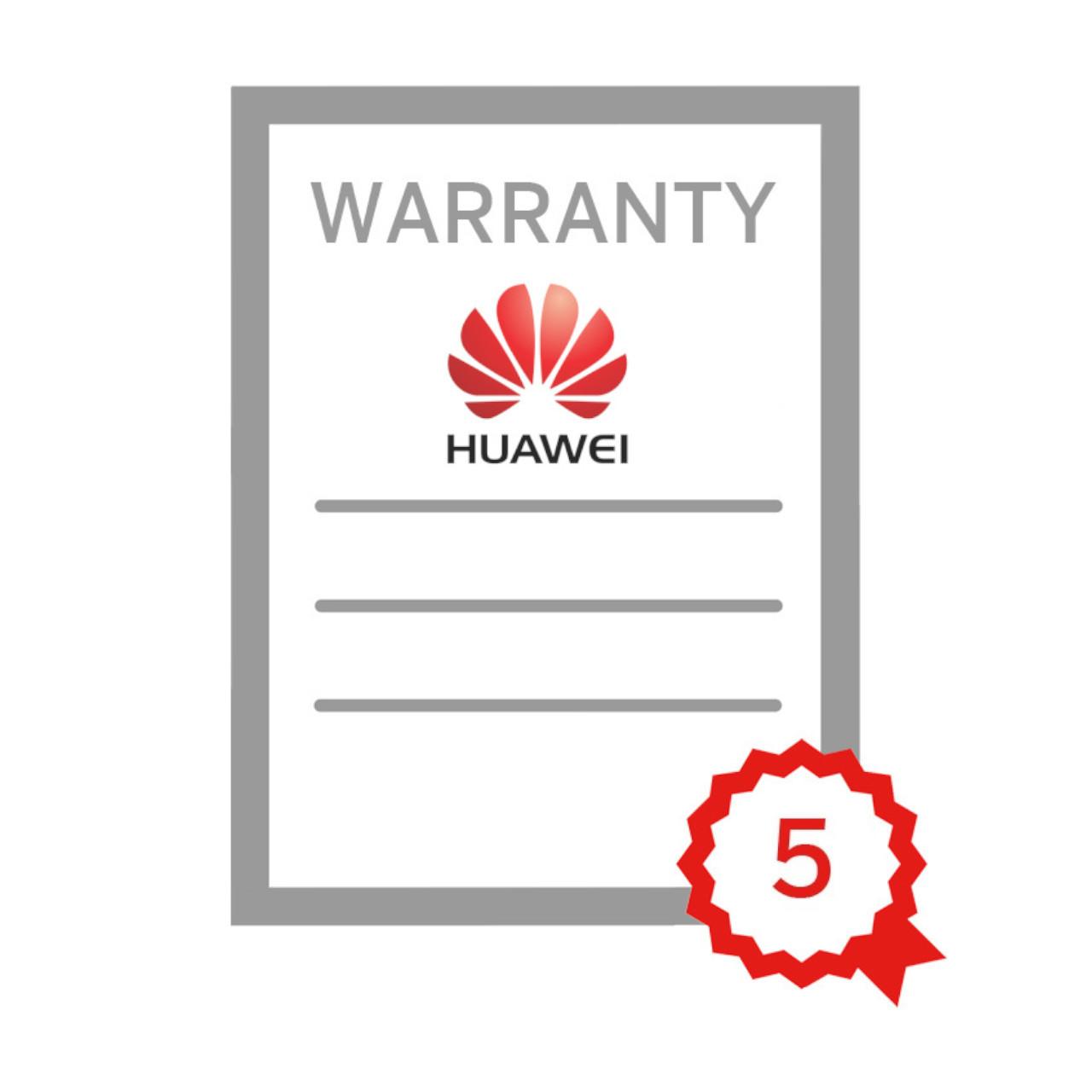 Huawei - 33KTL Warranty Extension plus 5yrs (max 20yrs total)