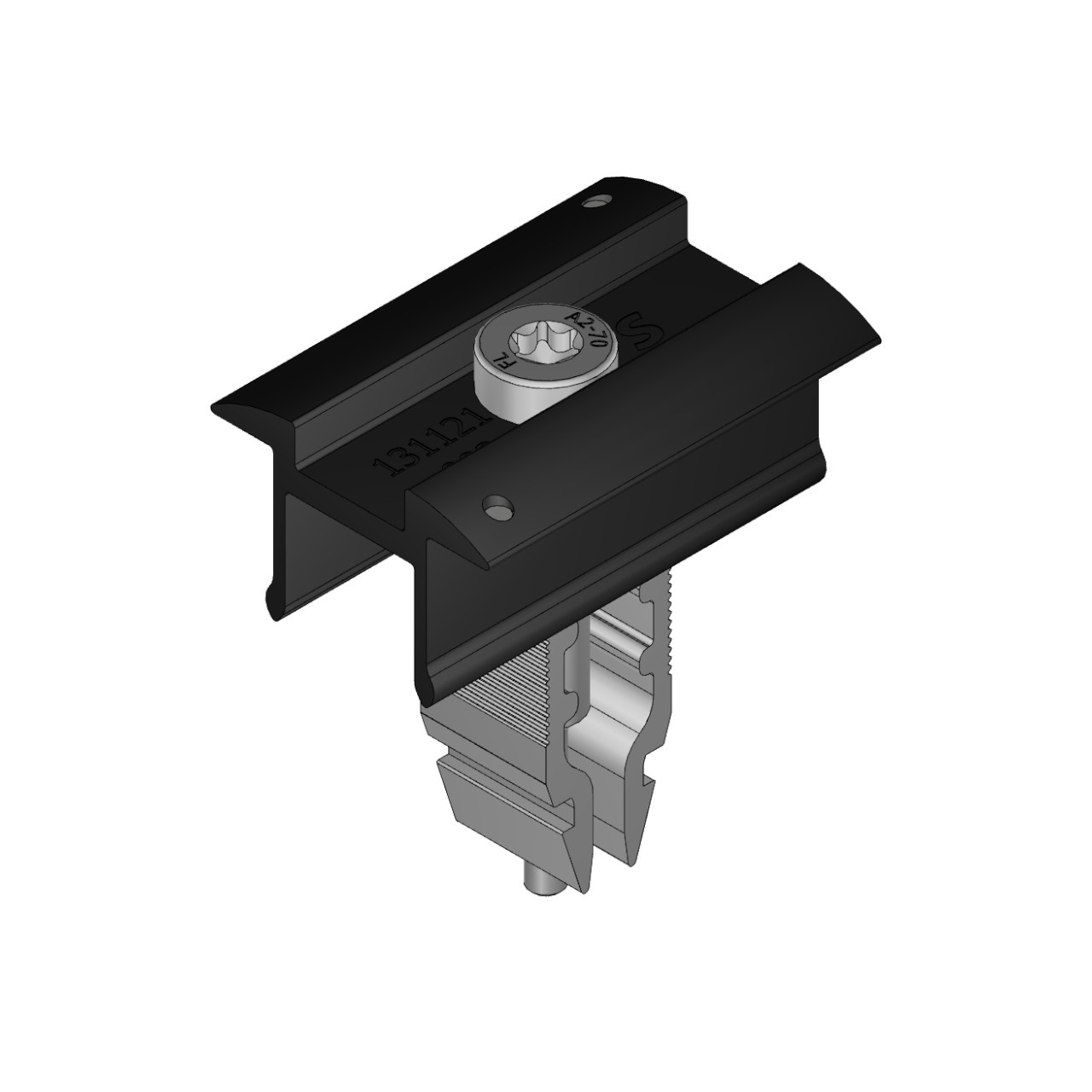 Schletter - Rapid16 Middle Clamp - 45