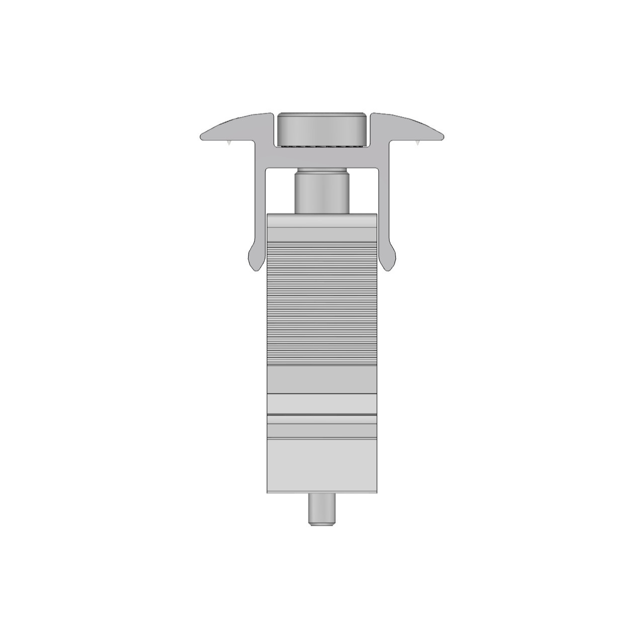 Schletter - Rapid16 Middle Clamp - Profile