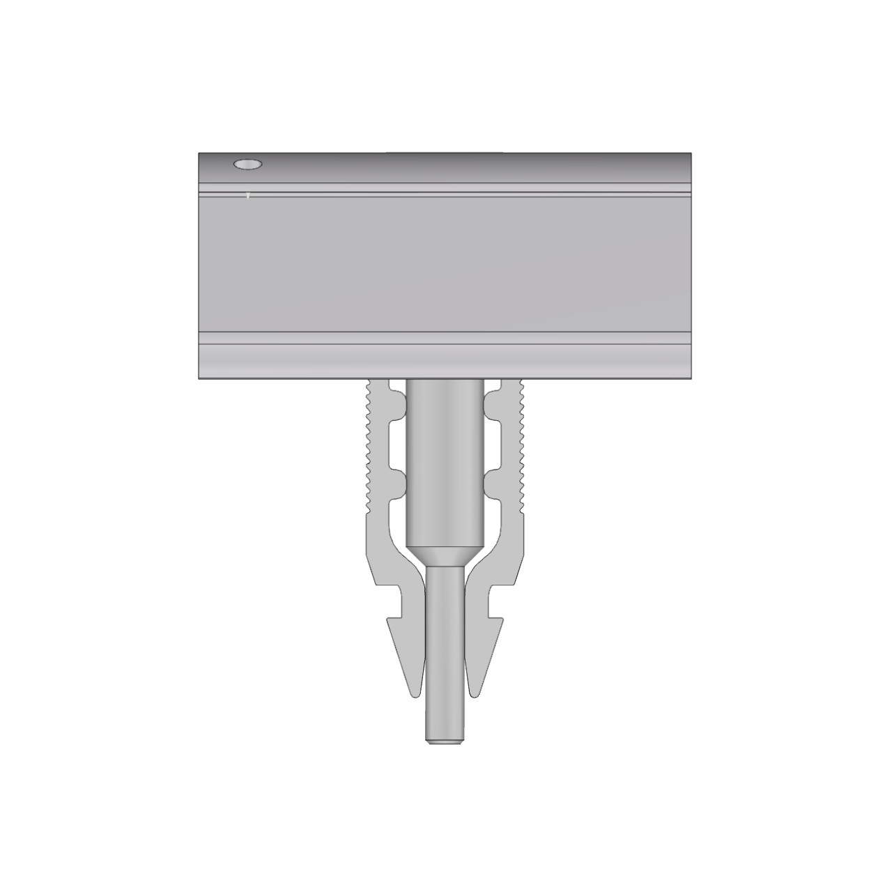 Schletter - Rapid16 Middle Clamp - Side