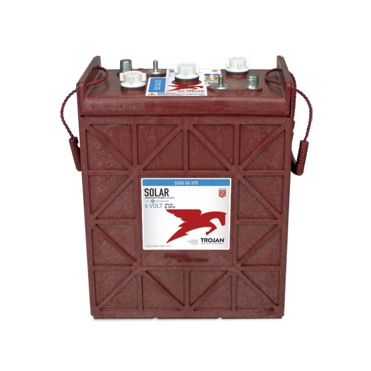 Trojan Battery - SSIG06-375