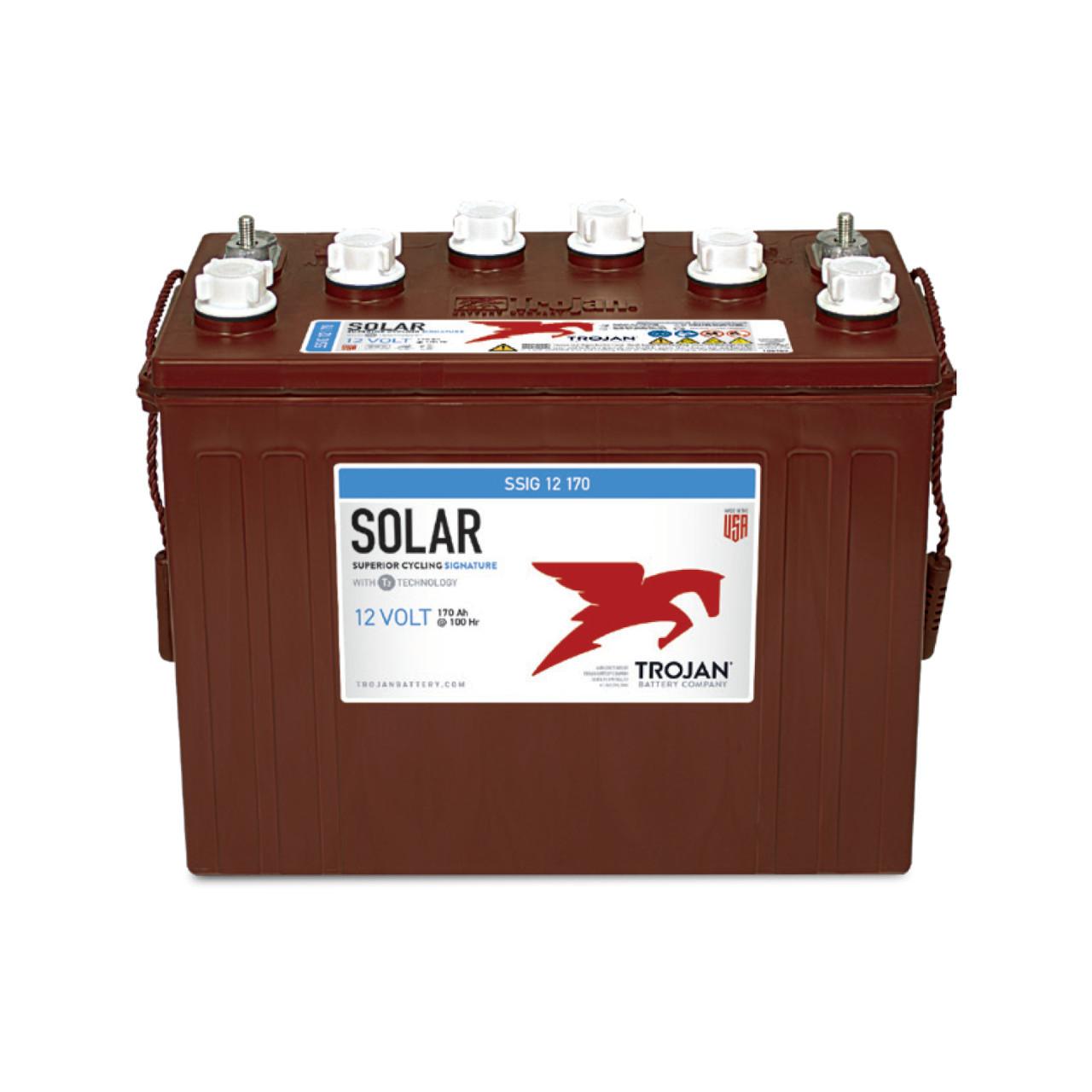 Trojan Battery - SSIG12-170