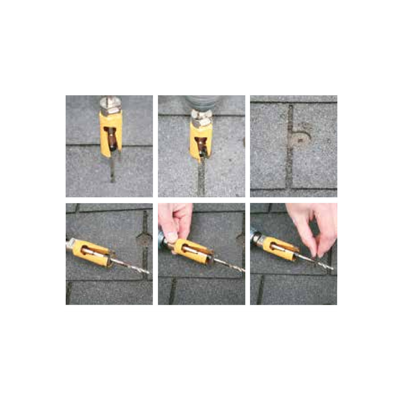 EJOT - Click&Drill - In Use