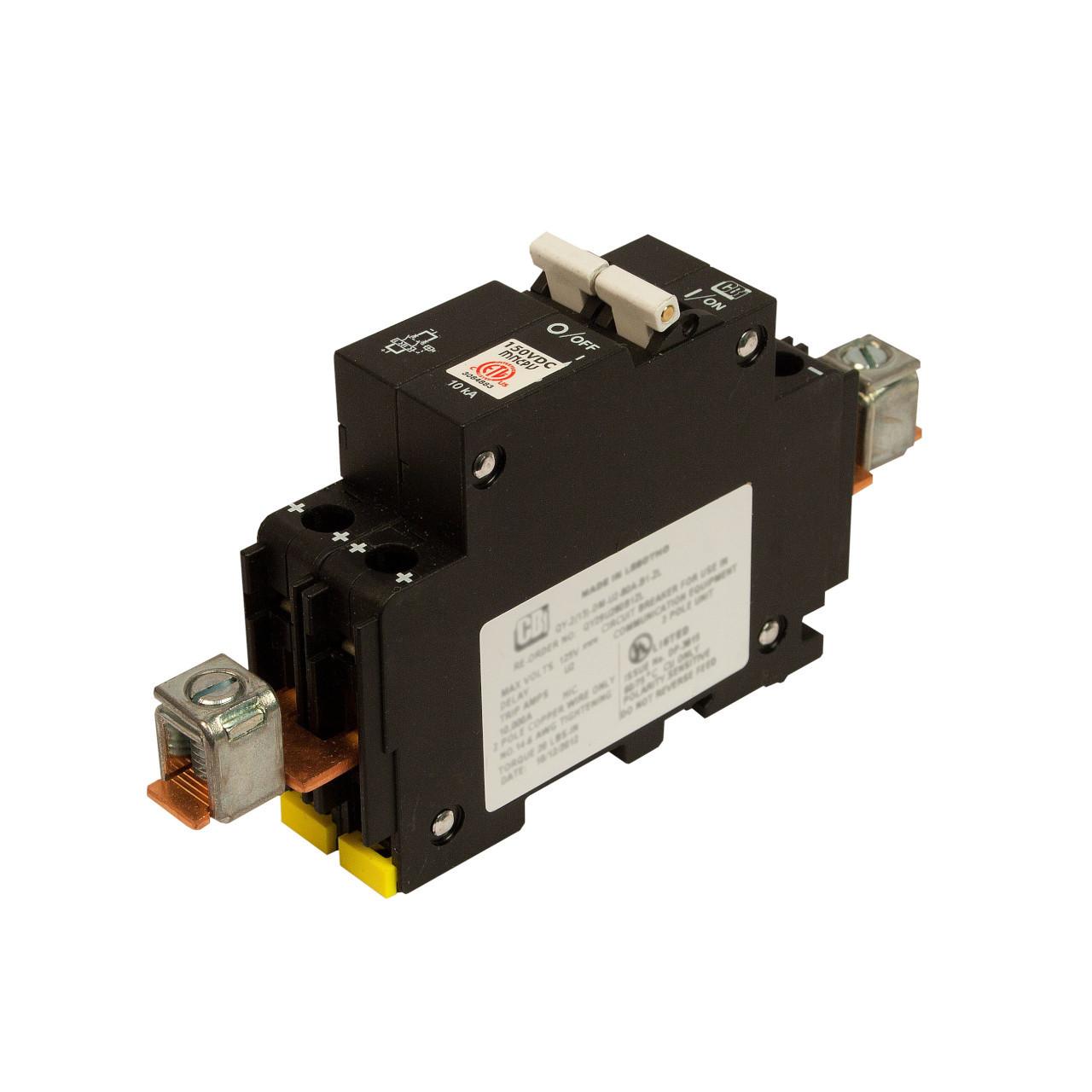 MidNite Solar -  Breaker - 80A-100A - 150Vdc
