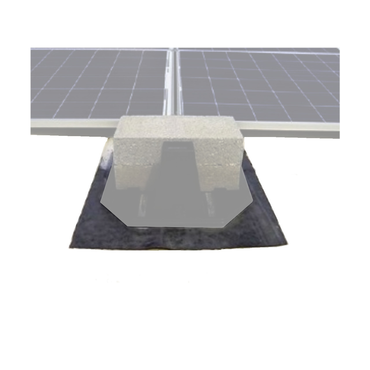 Ecolibrium - EcoFoot2+ Roof Protection Mat