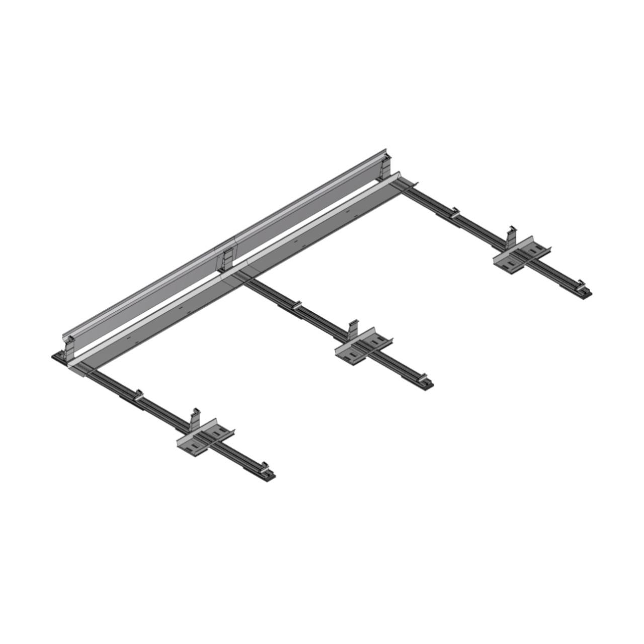 FixGrid10 - South - No Panels