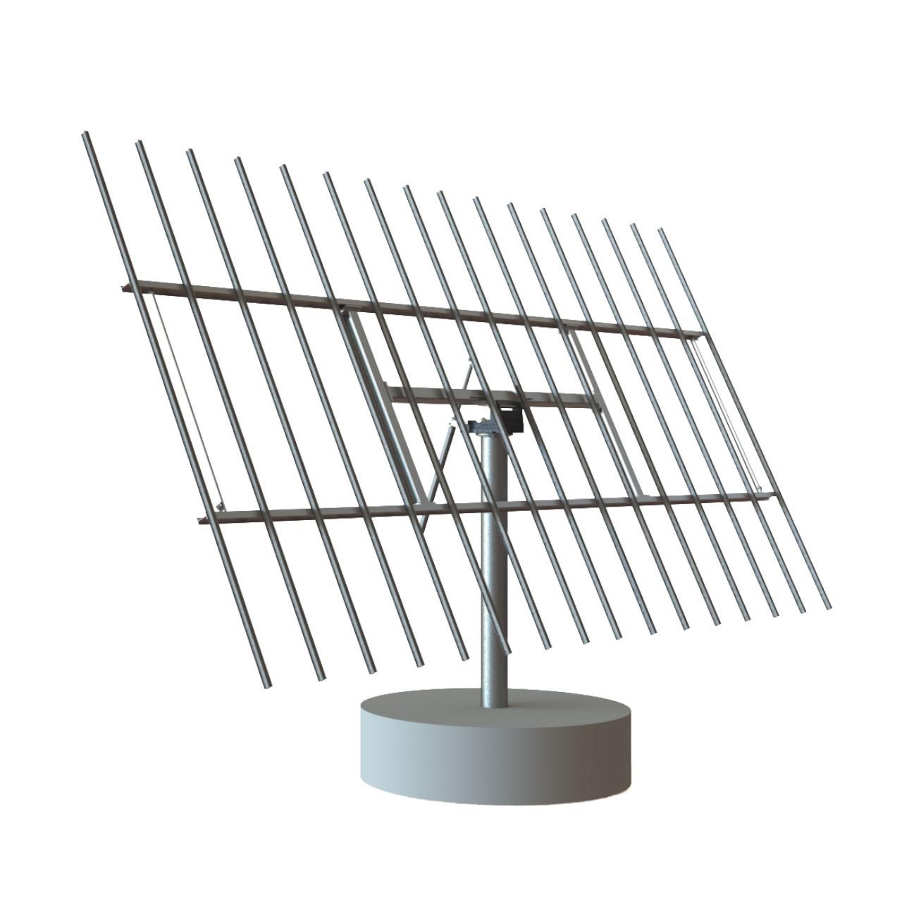 Deger - Dual Axis Tracker D100H