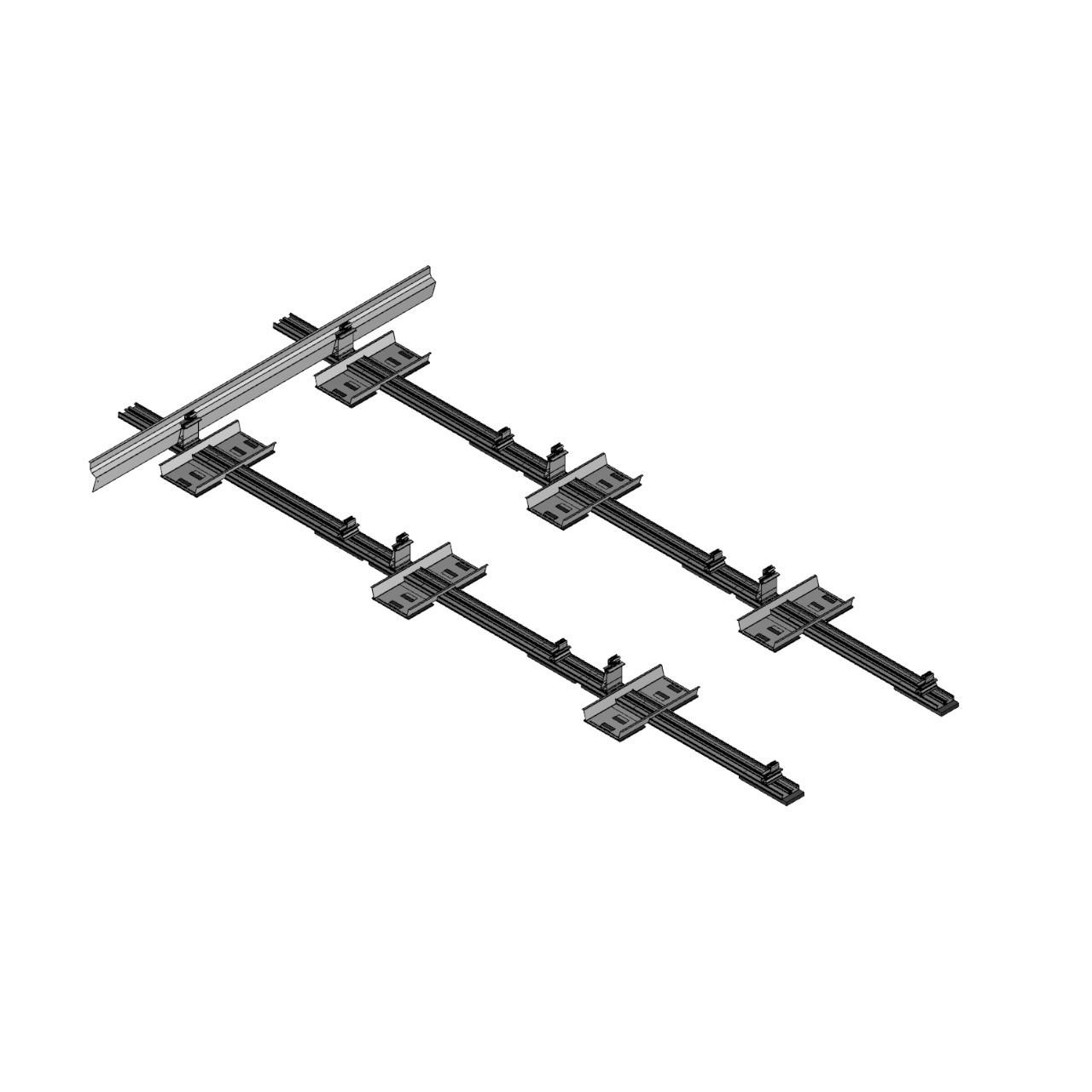 FixGrid5Plus - South - No Panels