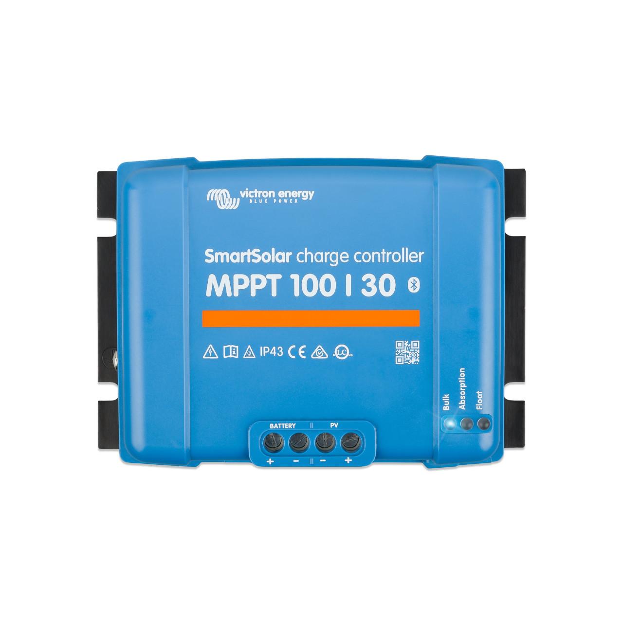 Victron Energy - SmartSolar MPPT 100/30 - Top