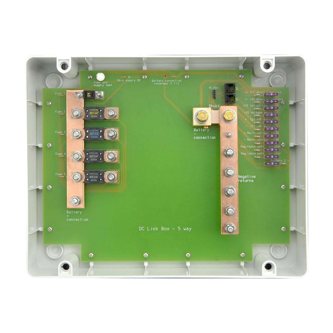 Victron Energy - DC Link Box