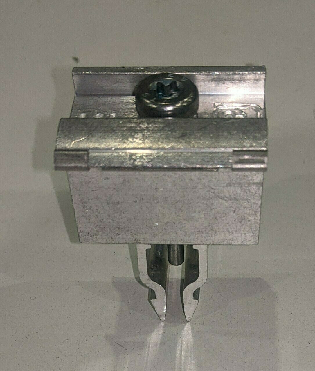 HB - End-Clamp 35mm, grounding