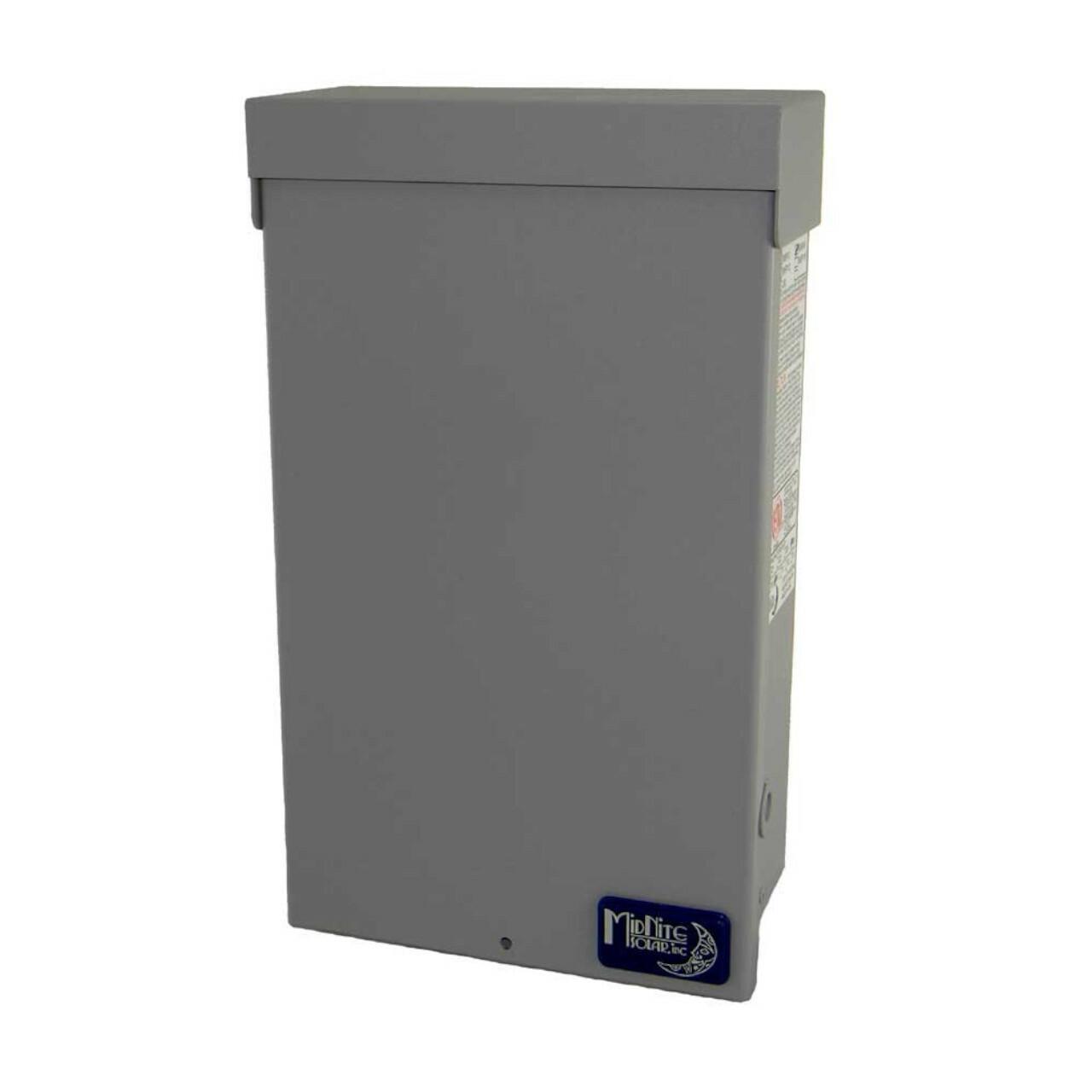 MidNite Solar - MNPV3 DC Combiner Box - Closed
