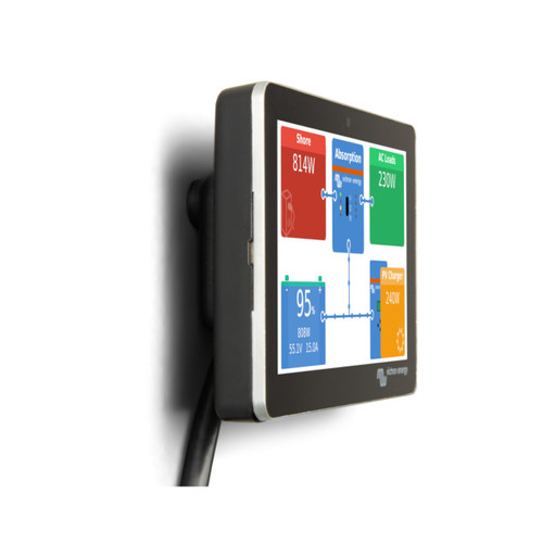 Victron Energy - GX Touch 70 Wall Mount Bracket - With GX Touch 70