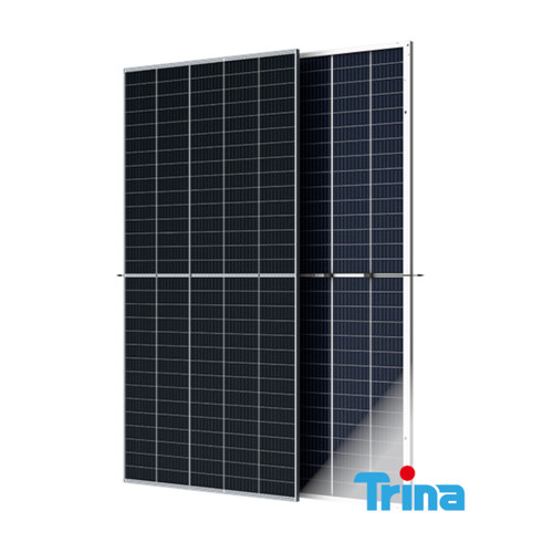 Trina - DuoMax Twin - Front and Back