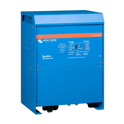 Victron Energy - Quattro 12/5000/200-100 - Front