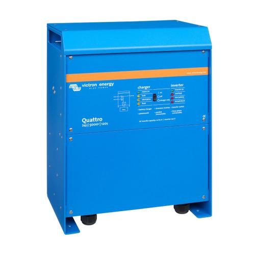 Victron Energy - Quattro 24/5000/12-100 - Front