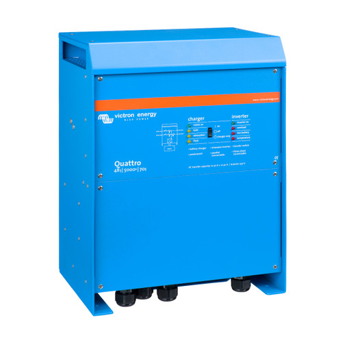 Victron Energy - Quattro 48/5000/70-100 - Front